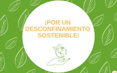 Cuatro consejos para un desconfinamiento sostenible