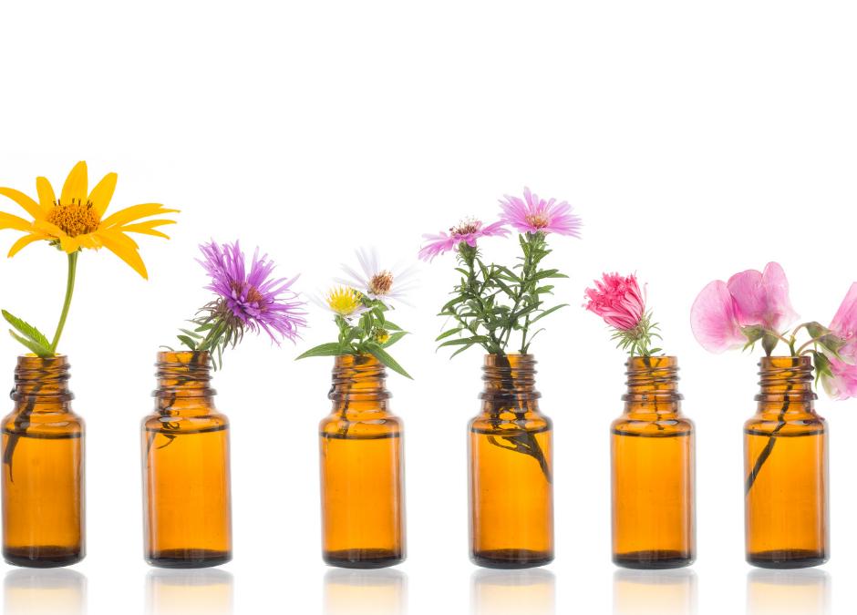 Flores de Bach en la farmacia