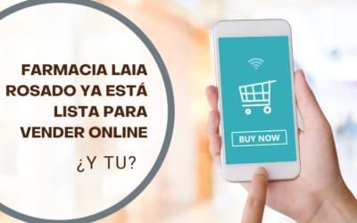 Laia Rosado ya está lista para vender online, ¿y tú?